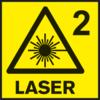 Loại laser 2 Loại laser dành cho các công cụ đo lường.