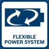 Pin 100% tương thích với tất cả dụng cụ trong dòng máy có cùng cấp điện áp Chọn pin XL cho thời gian chạy lâu nhất hoặc pin nhỏ gọn cho thao tác tốt nhất