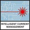 Quản lý dòng điện thông minh Quản lý dòng điện thông minh giúp theo dõi nhiệt độ đi-ốt laze và tối đa hóa độ rõ của laze mà không bị quá nhiệt