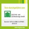 Người thắng thử nghiệm tuổi thọ trung bình và tuổi thọ trung bình của chổi than - được xác định bằng thử nghiệm SLG độc lập và Viện chứng nhận.
