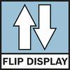 Màn hình lật Hiển thị xoay trên màn hình