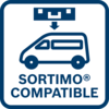 Tải nhanh và bắt vít an toàn Phù hợp hoàn hảo với hệ thống trang thiết bị trong xe được kiểm nghiệm bởi German TÜV từ SORTIMO mà cần bộ điều hợp