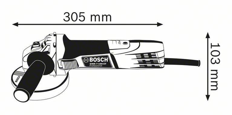 GWS 7-100 ET