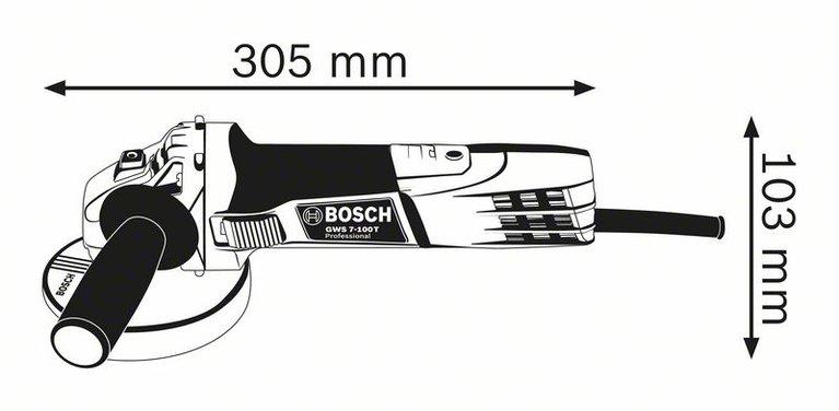 GWS 7-100 T
